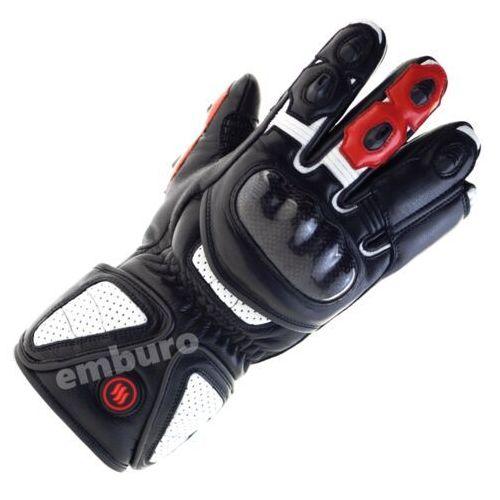 Rękawice motocyklowe, Ogrzewane rękawice motocyklowe Glovii GDB-L