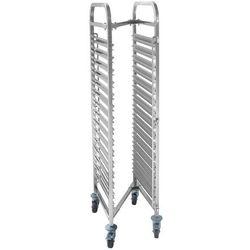 Wózek do transportu pojemników kompaktowy, 15xGN 1/1 | HENDI, 810606