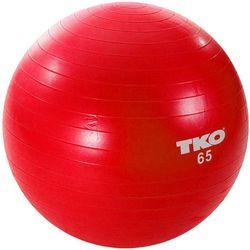 Piłka gimnastyczna TKO 122FBP Czerwony