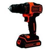 Black&Decker BDCDD186K-XK