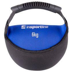 Hantla neoprenowa inSPORTline Bell-bag 6 kg