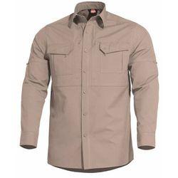 Koszula taktyczna Pentagon Plato LS, Khaki (K02019-04)