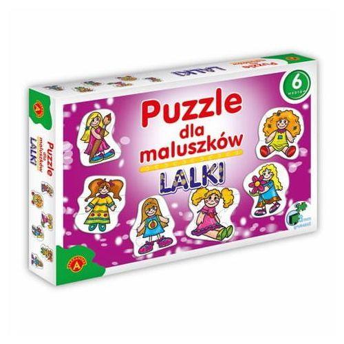Lalki dla dzieci, Alexander Puzzle dla Maluszków - Lalki