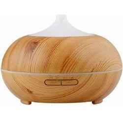 Aromacare dyfuzor zapachowy Aromacare Vulcano, jasne drewno