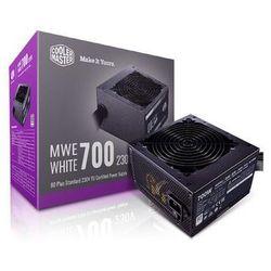 Zasilacz Cooler Master MWE V2 80 Plus MPE-7001-ACABW-EU ATX 700 W- natychmiastowa wysyłka, ponad 4000 punktów odbioru!