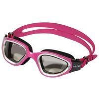 Okularki pływackie, Okulary do pływania HUUB Aphotic Photochromatic - magenta