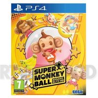 Gry na PlayStation 4, Super Monkey Ball Banana Blitz HD (PS4)
