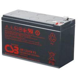 Akumulator AGM CSB HR 1234 W F2 (12V 9Ah)