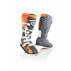 Acerbis buty x-race z ukrytym zawiasem sza/ pomar