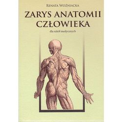 Zarys anatomii człowieka dla szkół medycznych (opr. miękka)