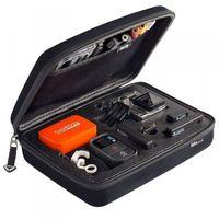 Pozostałe akcesoria do motocykli, Sp gadget pokrowiec na kamerę i akcesoria black s