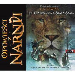 Opowieści z Narnii. Lew, Czarownica i stara szafa (Audiobook)