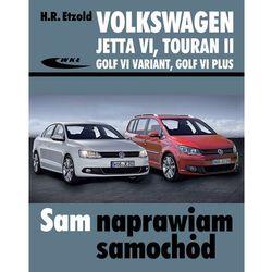Volkswagen Jetta VI od VII 2010, Touran II od VIII 2010, Golf VI Variant od X 2009, Golf V (opr. kartonowa)