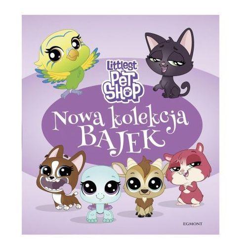 Książki dla dzieci, Littlest Pet Shop. Nowa kolekcja bajek (opr. twarda)