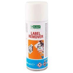 Płyn do usuwania etykiet D.RECT 400ml. - zmywacz