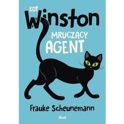 Kot Winston. Mruczący agent. - Frauke Scheunemann (EPUB)
