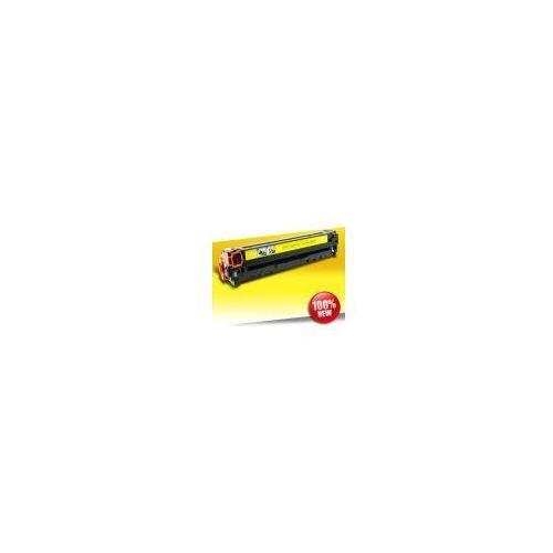 Tonery i bębny, TONER ART DO HP CLJ CP1215 yellow PREMIUM NEW