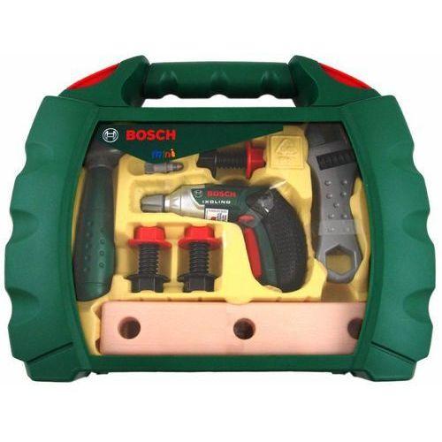 Skrzynki i walizki do majsterkowania, Klein 8384 Walizka z narzędziami Bosch Ixolino