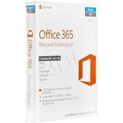 Microsoft Office 365 Personal Polish EuroZone Subs 1YR Mlk P2