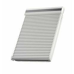 Roleta na okno dachowe VELUX SML SK06 114x118 zewnętrzna elektryczna tytan-cynk