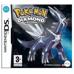 Pokemon: Diamond Version - Nintendo DS - Przygodowy
