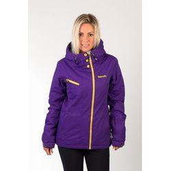 kurtka BENCH - Issential Dark Purple (PU059) rozmiar: S