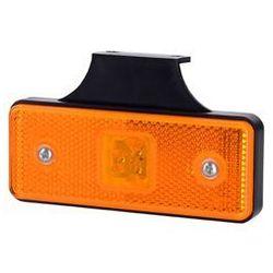 Lampa LED obrysowa wieszak pomarańczowa (LD161)