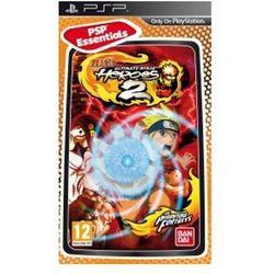 Naruto Shippuden Ultimate Ninja Heroes 2 (PSP)
