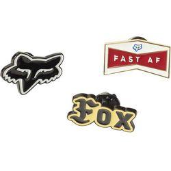 znaczek FOX - Flat Track Pin Pack Misc (582) rozmiar: OS