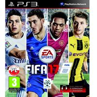 Gry na PlayStation 3, Fifa 17 (PS3)