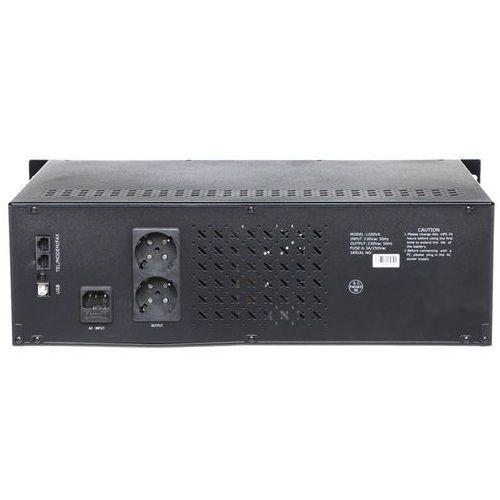 UPSy, ZASILACZ UPS AT-UPS1200R-RACK 1200 VA EAST