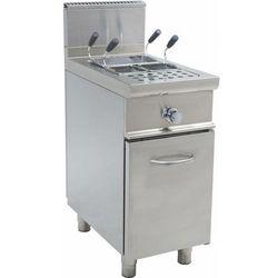 Urządzenie do gotowania makaronu | gazowe | 28 l | 40x70x85cm | 11 kW