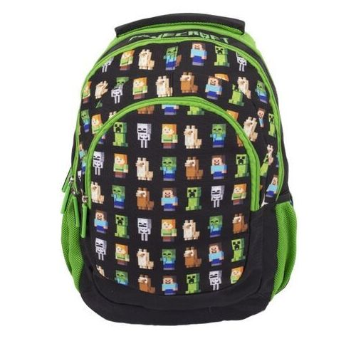 Tornistry i plecaki szkolne, Plecak minecraft 502021200