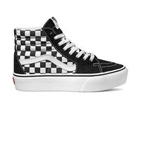 Męskie obuwie sportowe, buty VANS - Sk8-Hi Platform 2.0 Checkerboard/True White (QXH) rozmiar: 40.5