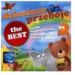 Dziecięce przeboje - The Best (Jewelcase)