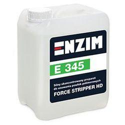 Enzim E345 stripper do silnych zabrudzeń i usuwania powłok polimerowych