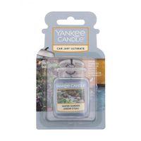 Odświeżacze powietrza do samochodu, Yankee Candle Water Garden Car Jar zapach samochodowy 1 szt unisex