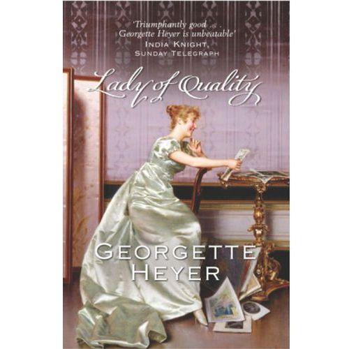 Książki do nauki języka, Lady of Quality (opr. miękka)