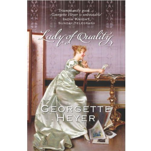 Książki do nauki języka, Lady of Quality