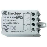 Przekaźniki, Przekaźnik impulsowy 2NO 10A 230V AC 27.26.8.230.0000
