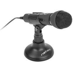 Mikrofon NATEC Adder Czarny
