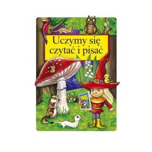 Książki dla dzieci, Uczymy się czytać i pisać (opr. miękka)
