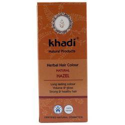 Henna Khadi Orzechowy Brąz - ziołowa farba do włosów