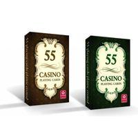 Łamigłówki, Karty Casino 55 l.