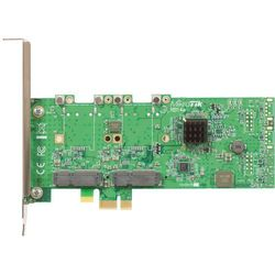 MikroTik RouterBoard 14E FOUR SLOT MINIPCI-E TO PCI-E ADAPTER