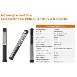Wyposazenie Warsztatow Lampa Warsztatowa Ledinspect Pro Penlight 150 Uva /gwarancja 36M/ 150 Lumen Szt Osram