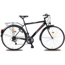 "Olpran Olpran rower trekkingowy Mercury 28"" M black"