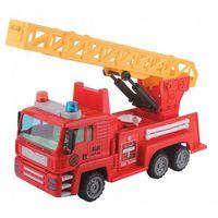 Straż pożarna dla dzieci, Straż pożarna na radio z ładowarką - Welly