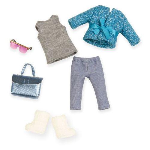 Ubranka dla lalek, Ubranko dla lalki Lori - Ferociously Fuzzy LO30005Z