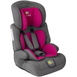 Fotelik samochodowy KINDERKRAFT Comfort Up Różowy + DARMOWY TRANSPORT!